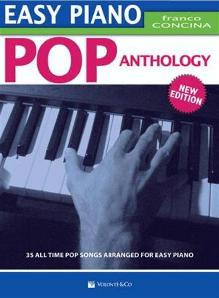 concina f. - easy piano pop anthology