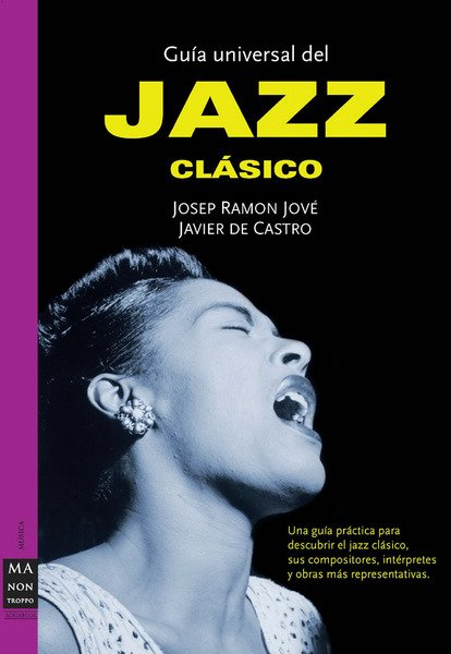 giner/sarc - guia universal del jazz clasico